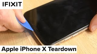 iPhone X Teardown and Analysis!