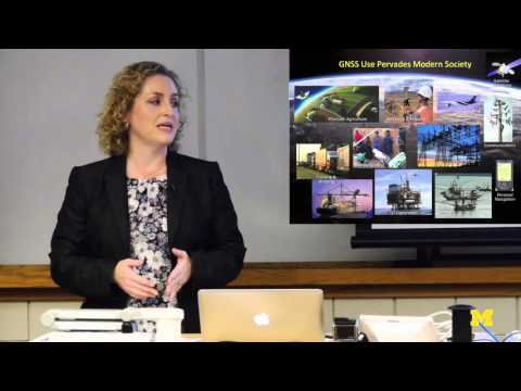 Genene Fisher   Impact Of Policy On Space Weather Services And Science
