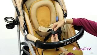 коляска Zooper Waltz Luxury обзор