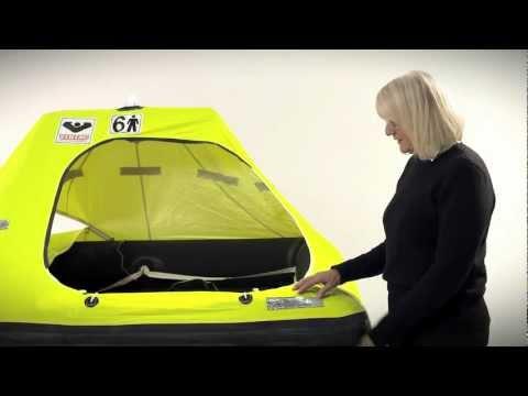 VIKING RescYou Coastal liferaft 2012 - The complete overview