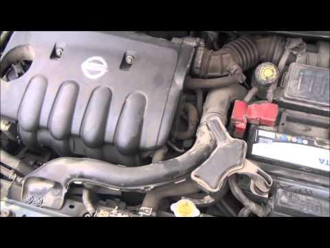 Nissan Note 1.6 частичная замена масла в АКПП