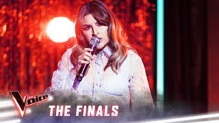 The Finals: Chynna Taylor sings 'Jolene' | The Voice Australia 2019