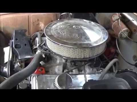 Small Block Chevy Starter Mounting Surface Broke - YouTube