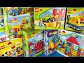 Lot of Lego Playsets - Lego Duplo Collection My First Cars and Trucks - School bus