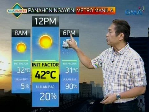 UH: Weather update as of 5:14 a.m. (April 19, 2017)