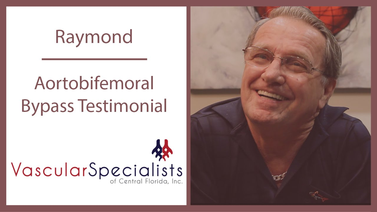 Aortobifemoral Bypass Testimonial Vascular Specialists Of Central