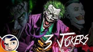 The Three Joker Theory? - Know Your Universe   Comicstorian