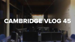 Cambridge Vlog 45 | Sleeping through Lectures