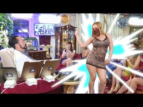 Seksi kediciğin baş döndüren dansı