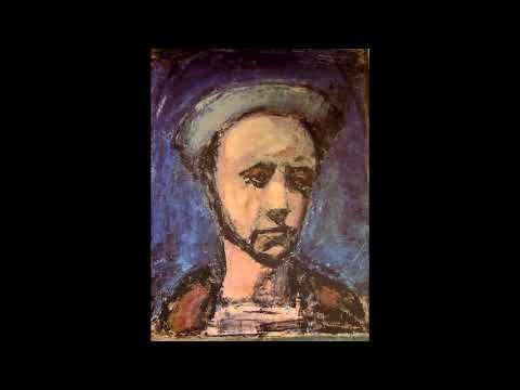 Georges Rouault 喬治·魯努 (1871-1958) Expressionism French