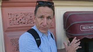 *EMOTIONAL MOMENT* My Dad Visits his Old Restaurant in Russia... | World Cup 2018 Vlog