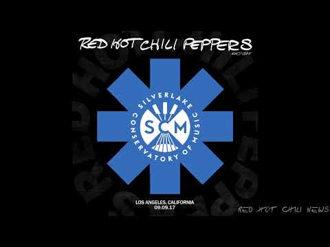 Red Hot Chili Peppers - Silverlake Conservatory - 09.09.2017 - Los Angeles, CA