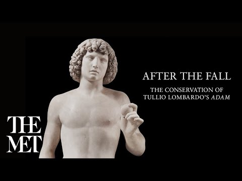 "After the Fall: The Conservation of Tullio Lombardo's ""Adam"""