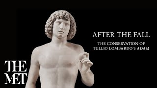 After the Fall: The Conservation of Tullio Lombardo