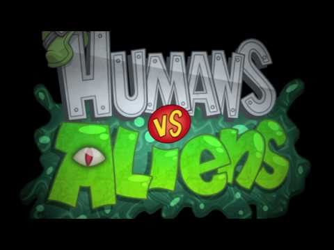 Humans vs Aliens - Android Tower Defense Game