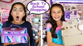 I'll BUY ANYTHING that STARTS with the LETTERS we PICK Challenge! BACK TO SCHOOL GIVEAWAY!!