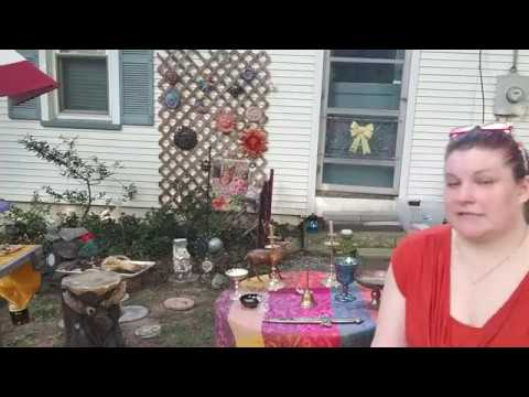 Beginning Witch on a Budget! Part 7: How to set up an altar
