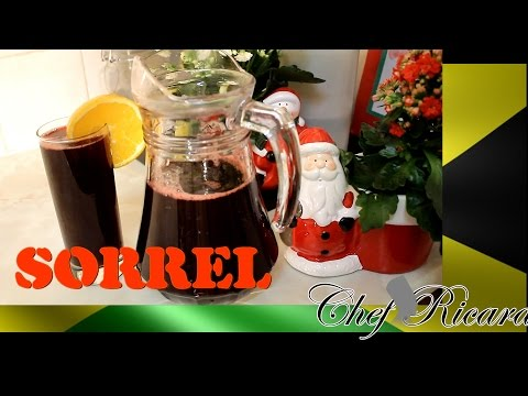 how to make zobo drink video