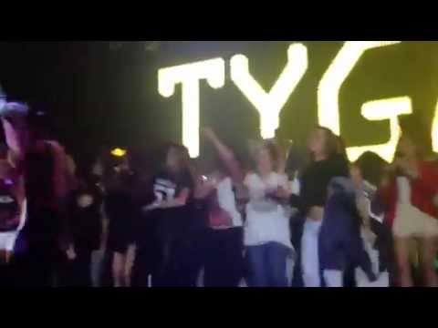 TYGA Do My Dance Live Pristina