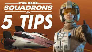 5 Tips to Get Better in Star Wars: Squadrons Multiplayer