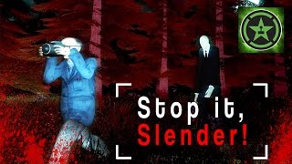 Let's Play - Gmod: Stop It Slender
