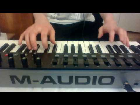 Dream Theater - Erotomania, A Mind Beside Itself: I (Keyboard Cover)