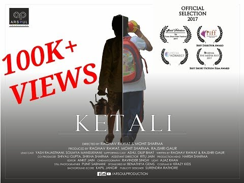 """KETALI"" Award Winning Short Film"