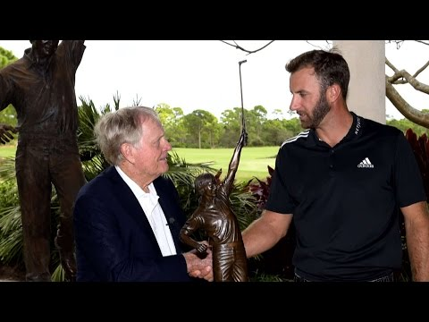Morning Drive: Dustin Johnson Player Of The Year 1/012/16 | Golf Channel