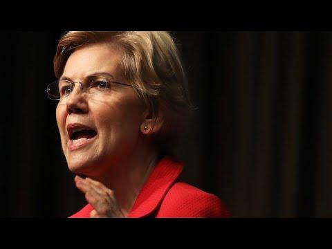 Elizabeth Warren unveils student loan debt plan Mp3