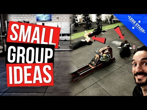 Small Group Personal Training!
