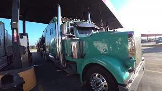 September 16, 2019/716 Trucking, fuel and Walkabouts. Hebron, Indiana