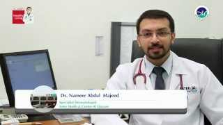 Dr.Nameer Abdul Majeed talks about Rosacea