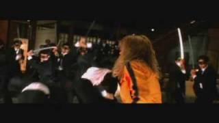Kill Bill Vol.1 - Knights of Cydonia (Muse Music Video)