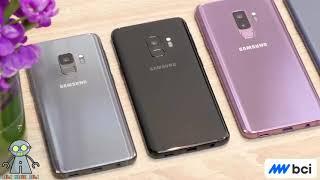 احجز الان Galaxy S9 واحصل على هدية قيمة من BCI