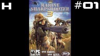 Marine Sharpshooter 3 Walkthrough Part 01