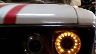 переделанная аварийка на ВАЗ 2106