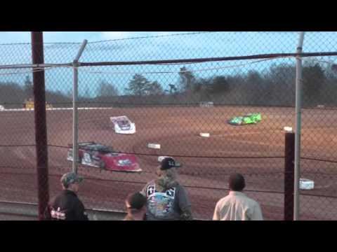 Skyline Speedway Tony Roush T55 Hot Laps 4-1-16