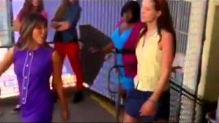 Glee - Womanizer (Full Performance) (Official Music Video)