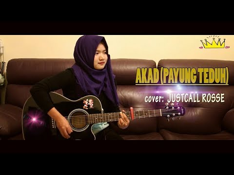 Download Lagu Justcall Rosse - Akad (Acoustic Cover)