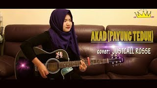 Download Lagu PAYUNG TEDUH (AKAD)cover by JustCall Rosse Mp3
