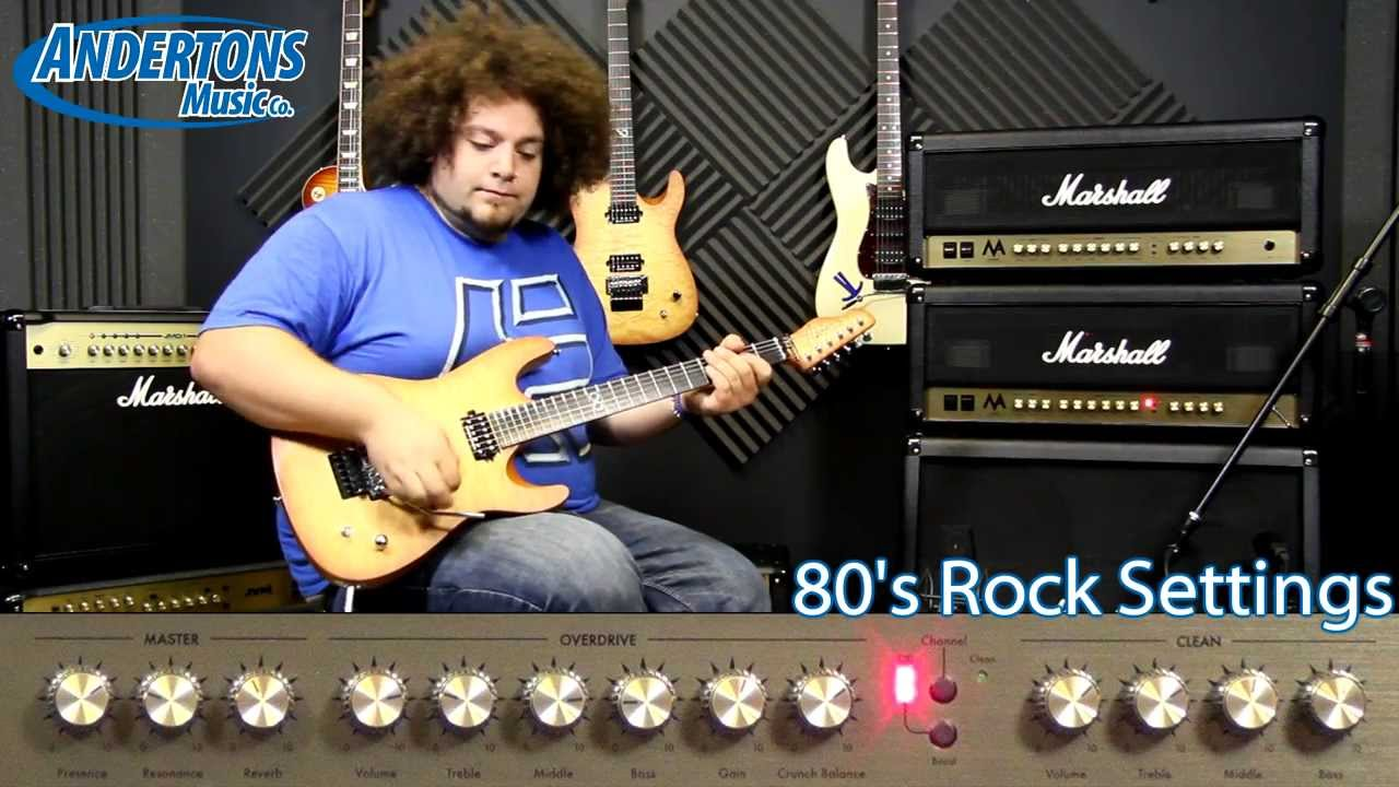 marshall ma50h 50watt guitar amp head youtube. Black Bedroom Furniture Sets. Home Design Ideas