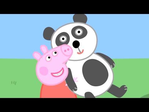 Свинка Пеппа на русском все серии подряд 🎈Луна-парк 🎄Мультики