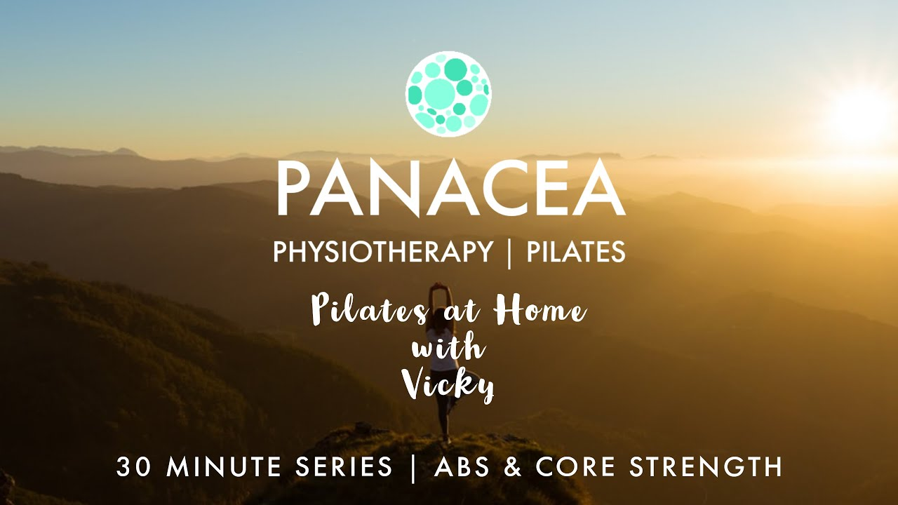 Panacea Pilates | 30 Minute Series | Abs & Core Strength