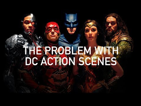 Youtuber Explains Why Dc S Action Scenes Suck