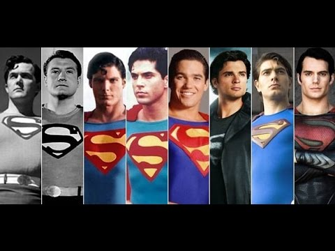 evolution of the superman films Эвол��ия �ил�мов о