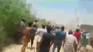 اشتباكات الوراق: الأمن ينسحب بعد مصرع مواطن وإصابة العشرات بينهم لواء شرطة