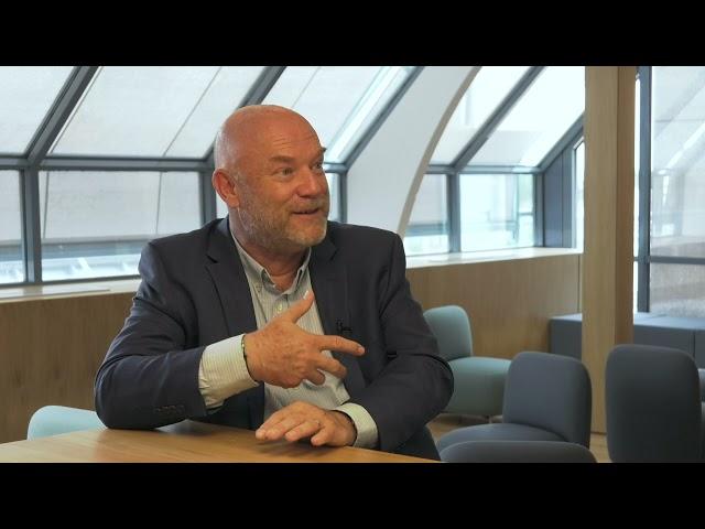 Marc Kugler, DG d'Electricité de Strasbourg