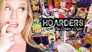 HOARDER!!! EXTREME CLEAN, DECLUTTER AND ORGANIZE   CLEANING MOTIVATION   CLEAN WITH ME