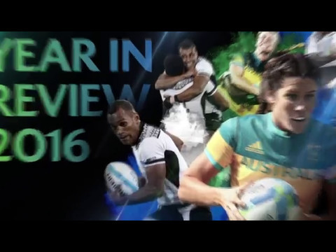 World Rugby Year in Review 2016