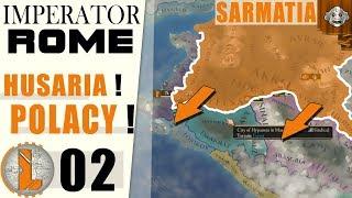 Czy ich zjednoczymy?  Imperator Rome  Sarmatia ⚔️ 02